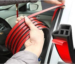 Car Styling Door Seal Strip Sticker Trunk Soundproofing Waterproof Sealing Sticker Automobiles Exterior Accessories