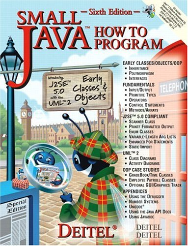 Small Java How to Program (6th Edition)