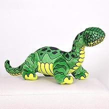 Dinosaurio de la simulación de la personalidad almohadas de peluche de juguete creativo del amortiguador regalo del festival juguetes rellenos manera de la decoración de la almohadilla Cama, regazo, s