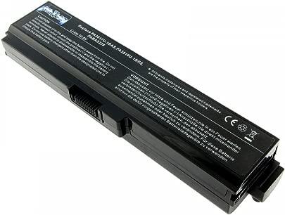 MTXtec Hochkapazit tsakku  LiIon  10 8V  8800mAh  schwarz f r Toshiba Satellite L775D-107