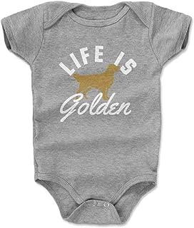 Golden Retriever Baby Clothes & Onesie (3-24 Months) - Life is Golden