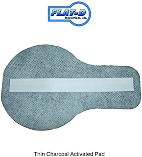 Underwear Flatulence Charcoal Pads Fart Filters Deodorizer for Gas and Fart Absorbing no More Embarrassment This is The Solution You've Been Waiting for (Single pad)