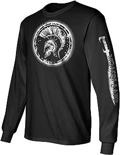 molon labe black t shirt