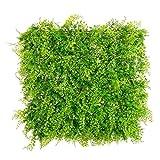 Panel Artificial de Helecho para jardín Vertical Verde 50x50 cm - LOLAhome