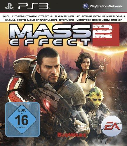 Mass Effect 2 (uncut) [Importación alemana]