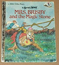 Mrs. Brisby and the Magic Stone (The Secret of NIMH, A Little Golden Book)