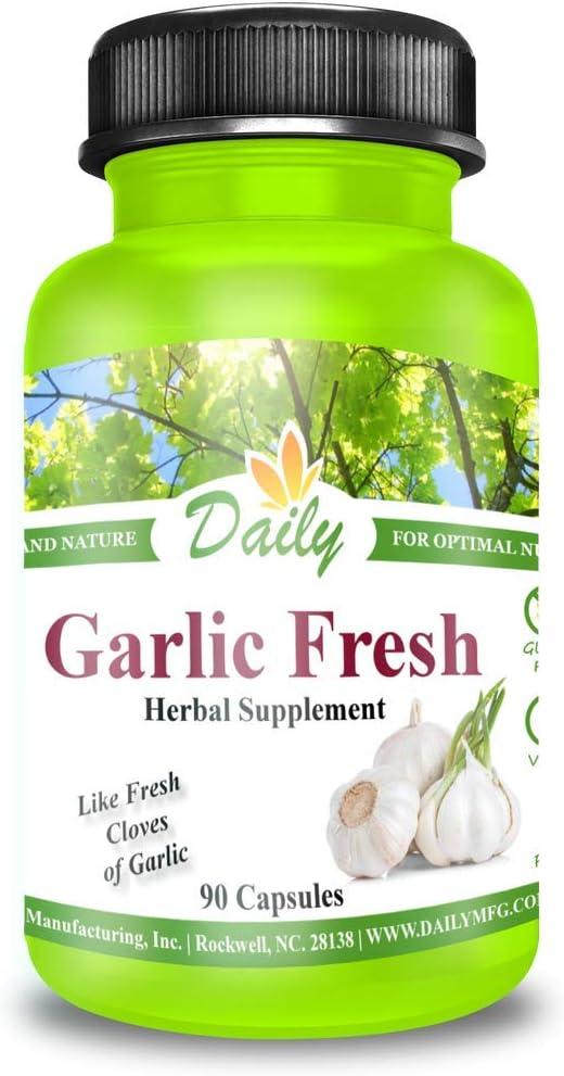 Daily Nutrition Fresh Garlic Brand new Max 50% OFF