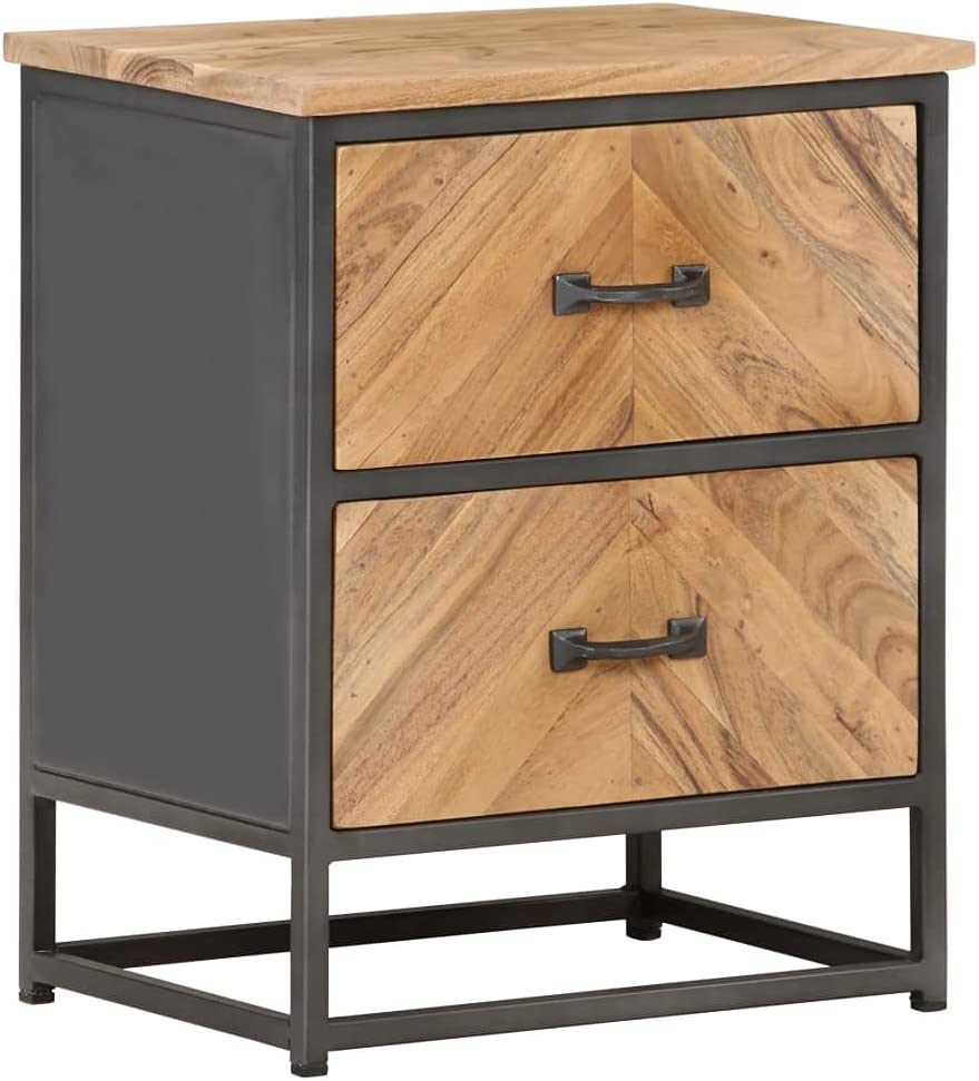 Nightstand End Ranking Max 40% OFF TOP20 Table Cabinet Bedside 15.7