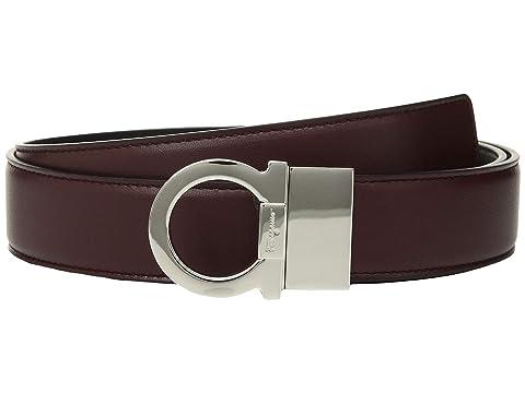 Salvatore Ferragamo Adjustable/Reversible Belt - 67A004