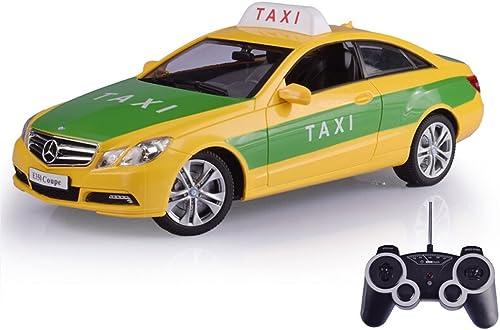 bajo precio Pinjeer 1 1 1 14 Modelo de Taxi de Control Remoto de Coches Juguetes Infantiles Modelo de Coche Regaño para Niños de 4 años o más Adecuaño para el hogar al Aire Libre Juego en Tierra  Precio por piso