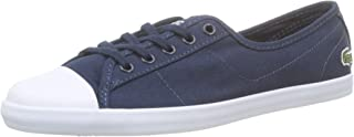 Lacoste Ziane BL 2 Womens Navy/White Trainers