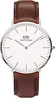Daniel Wellington Men Classic Bristol, Silver 40 mm - DW00100023