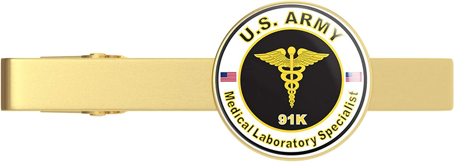 Now on sale HOF Trading Gold U.S. Army Medical New Free Shipping 91K MOS Specialist Laboratory