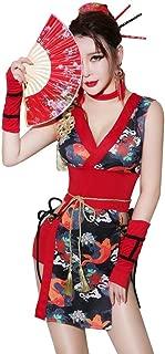 Womens Sexy Kimono Lingerie Costumes Japanese Anime Cosplay Underwear Shiranui Mai