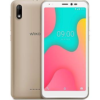 """WIKO Y60 + Carcasa – Smartphone 4G de 5,45"""" (Dual SIM, 16 GB de ..."""