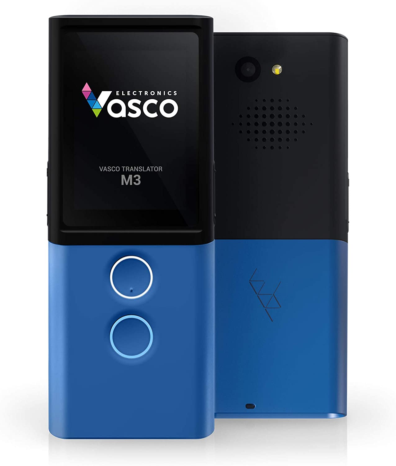 Fast Instant Voice /& Photo Translation Vasco M3 Translator Device Portable Two-Way Language Interpreter Free /& Unlimited Internet in 200+ Countries Under 0.5 Sec