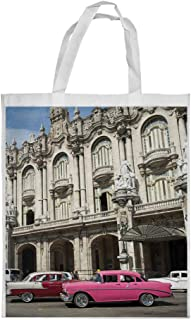 classic Printed Shopping bag, Large Size