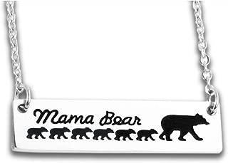 Best mamma bear necklace Reviews