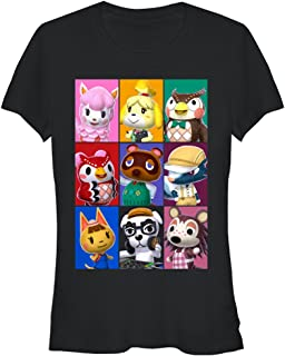Nintendo Juniors' Animal Crossing Characters T-Shirt