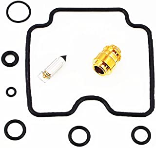 18-5120 Carburetor Carb Repair Rebuild Kit For Suzuki DRZ400S 2002-2012 DRZ400SM 2005-2009