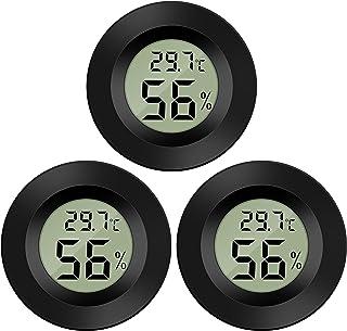 Thlevel 3X Mini LCD digitale thermometer temperatuur vochtigheid tester hygrometer voor koelkast aquarium -50 °C ~ +70 °C...