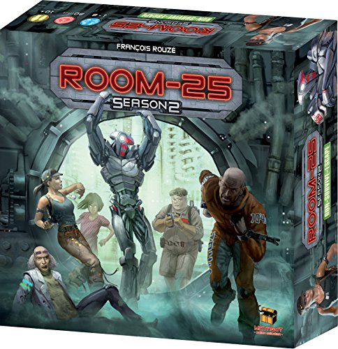 Matagot SAS MATSROO3 - Brettspiele, Room 25, Season 2, Expansion