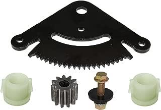 ZAITOE Steering Sector & Pinion Gear with Bushing for John Deere 102 105 115 125 135 LA100 LA105 LA110 LA115 LA120 LA125 LA130 LA135 LA140 LA145 LA150 LA155 LA165 LA175 GX21924BLE