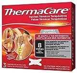 THERMACARE Parche Térmico Terapéutico - 3 parches - Adaptable a Cualquier Parte del Cuerpo -...