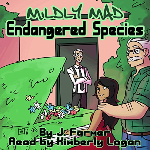 Endangered Species  By  cover art