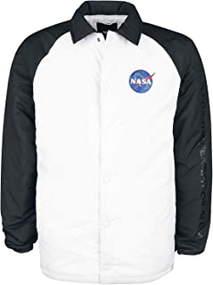 Off The Wall X NASA Space Voyager Torrey Padded Jacket, White/Black