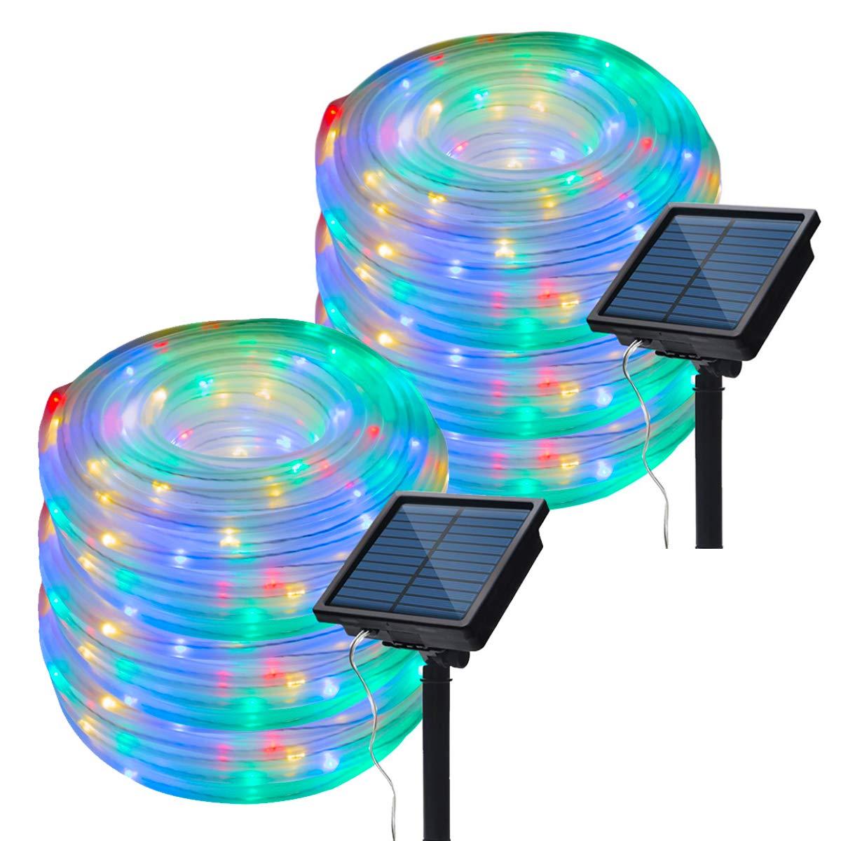 Ecohut Solar Outdoor Rope Light