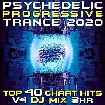 Psychedelic Progressive Trance 2020 Top 40 Chart Hits, Vol. 4 DJ Mix 3Hr