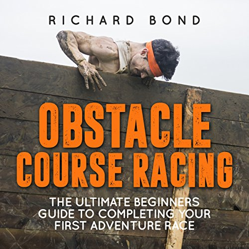 Obstacle Course Racing audiobook cover art