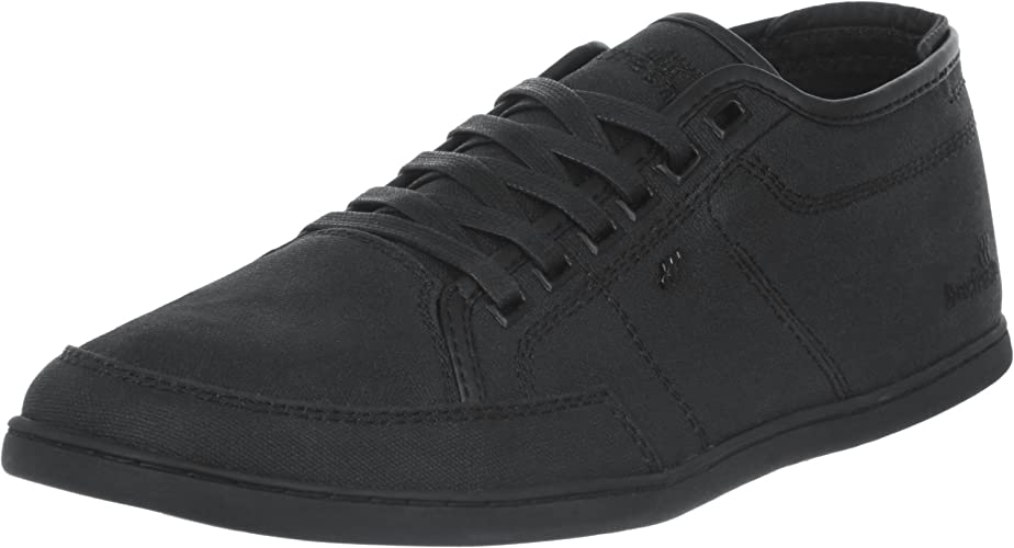 Boxfresh Sparko STR Waxed toile chaussures 40,0 noir