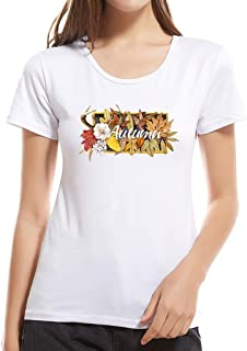 Summerout Womens T Shirts Sport Short Sleeve Solid Ultra Dry Tee Shirt White Tops