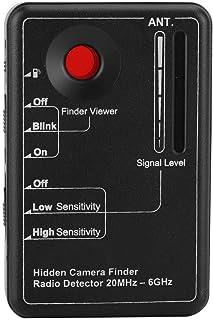 Detector de señal de RF inalámbrico portátil, Buscador de Errores de cámara RD-10