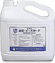 食添・ピーズガード 100ppm 詰替用 5Lボトル 1本