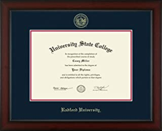 Best radford university diploma frame Reviews