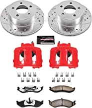 Power Stop KC2119-36 Front Z36 Truck and Tow Brake Kit with Calipers