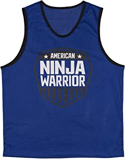 American Ninja Warrior Pullover Jerseys - Blue and Red - Perfect for Parties