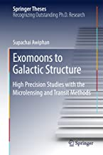 Exomoons to Galactic Structure: High Precision Studies with the Microlensing and Transit Methods (Springer Theses)