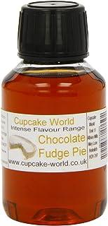 Cupcake World Aromas Alimentarios, Sabor Tarta de Chocolate y Caramelo de Dulce de Leche Total