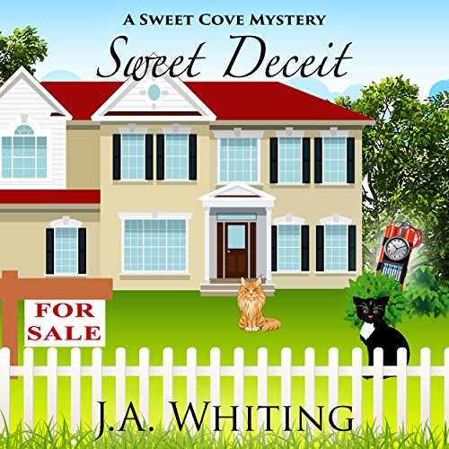 Sweet Deceit audiobook cover art