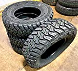 Set of 4 (FOUR) Accelera M/T-01 Mud Tires - LT235/75R15 104/101Q C (6 Ply)