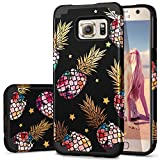 Best Protective Galaxy S6 Cases - Galaxy S6 Pineapple Case,Samsung S6 Case,Fingic Shinny Star Review