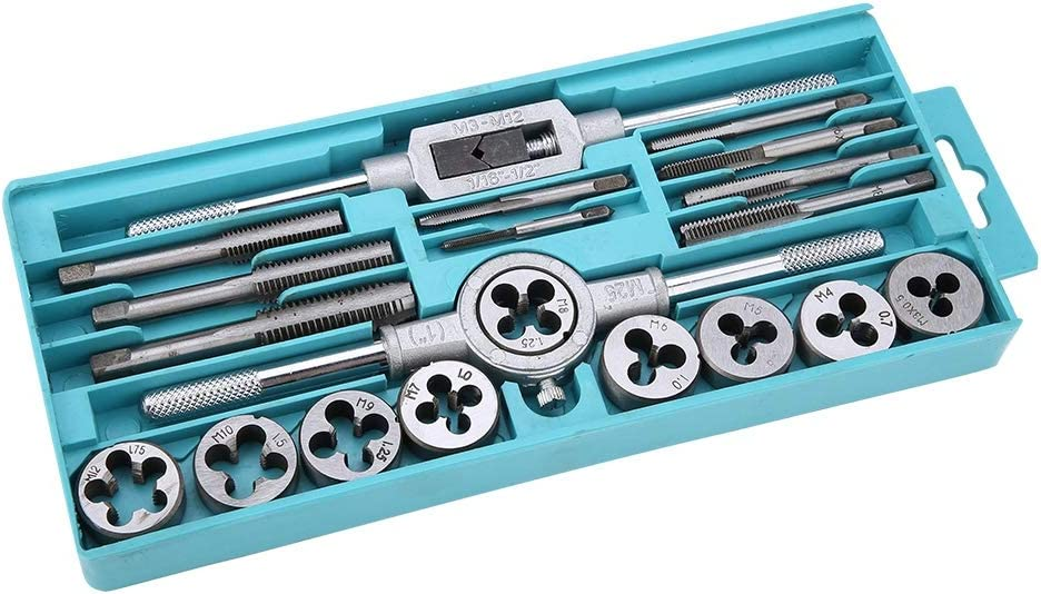 Tap Holder M3~M12 Portable Max 65% OFF Max 43% OFF Steel Set Die Convenient and To