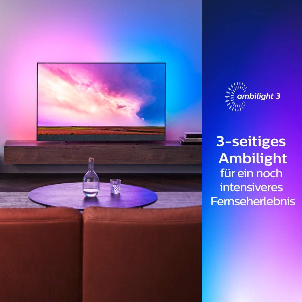 Philips - TV Led 127 Cm (50)  Philips 50Pus8804/12 4K HDR Smart TV ...