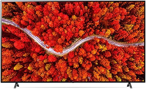 LG 86UP80009LA 217 cm (86 Zoll) UHD Fernseher (4K, 120 Hz, Smart TV) [Modelljahr 2021]