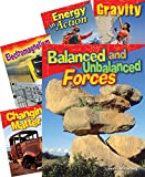 Teacher Created Materials - Science Readers: Content and Literacy: Physical Science - 5 Book Set - Grade 3 - Guided Reading Level O - Q
