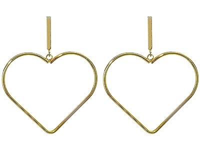 SHASHI Ryder Earrings (Gold) Earring